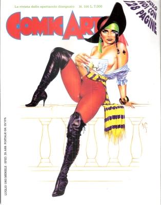 Comic Art n. 105