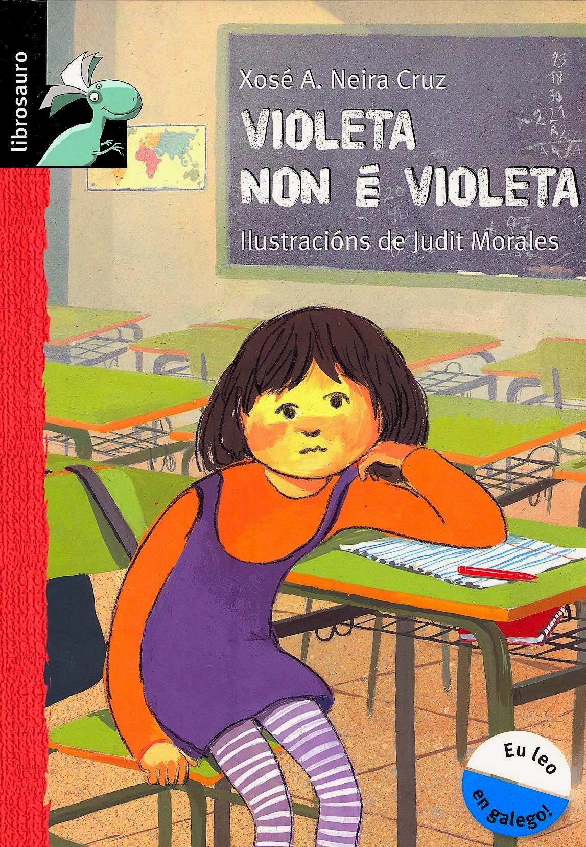 Violeta non é viole...