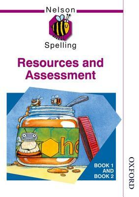 Nelson Spelling - Resources and Assessment Book 1 and Book 2