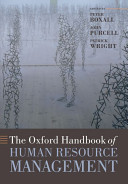 The Oxford Handbook ...