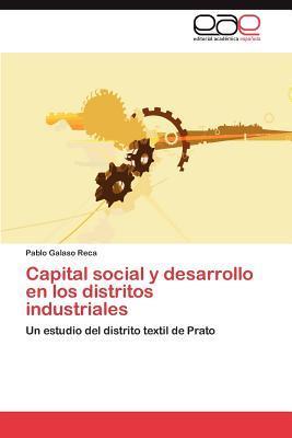 Capital social y desarrollo en los distritos industriales