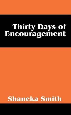 Thirty Days of Encouragement