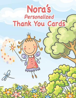 Nora's Personalized Thank You Cards