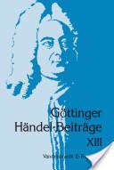 Gottinger Handel-beitrage