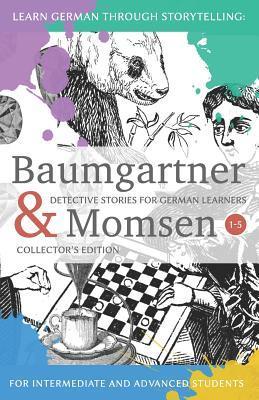 Baumgartner & Momsen Detective Stories for German Learners