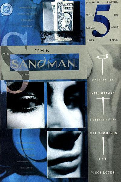 The Sandman n. 45