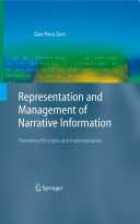 Representation and Management of Narrative Information