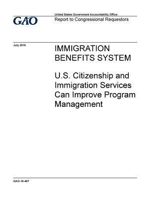 Immigration Benefits...