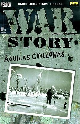 War Story: Águilas ...