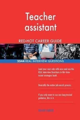 Teacher assistant RE...