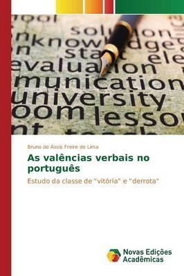 As valências verbais no português