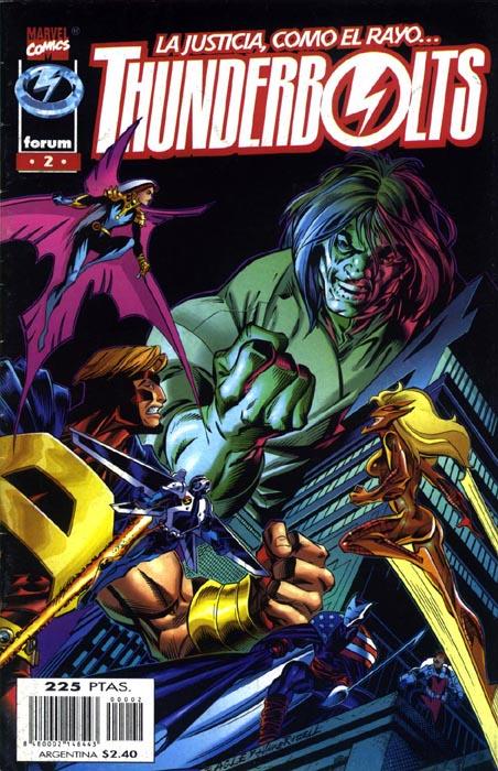 Thunderbolts Vol.1 #2 (de 40)