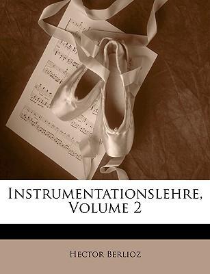 Instrumentationslehre, Volume 2