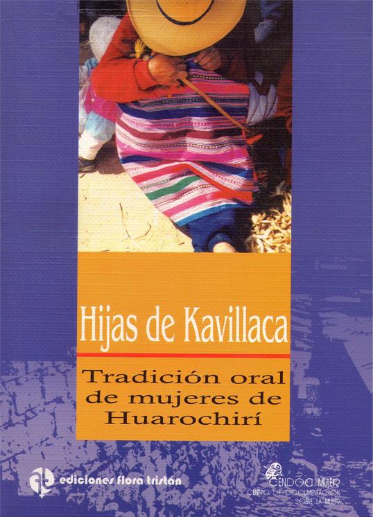 Tradición oral de mujeres de Huarochirí