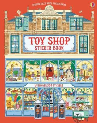Doll's House Sticker Book Toyshop (Doll's House Sticker Books)