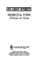 Prince of time