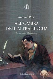 All'ombra dell'altra lingua