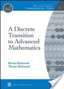 A Discrete Transition to Advanced Mathematics