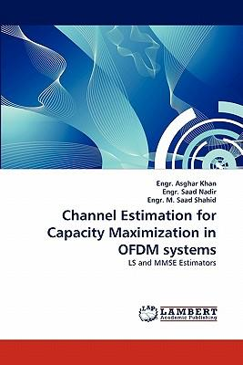 Channel Estimation for Capacity Maximization in OFDM systems