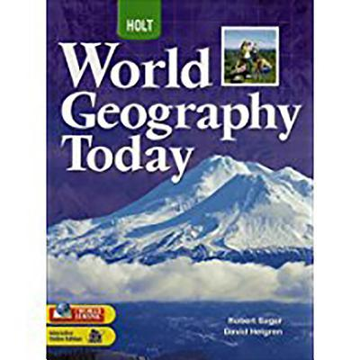 World Geography Today, Grades 9-12