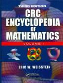 The CRC Encyclopedia of Mathematics, Third Edition - 3 Volume Set