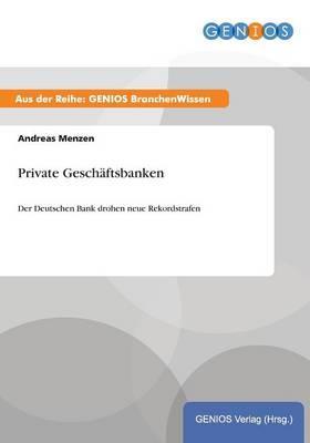 Private Geschäftsbanken