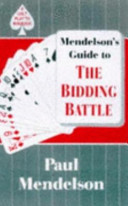 Mendelson's Guide to the Bidding Battle