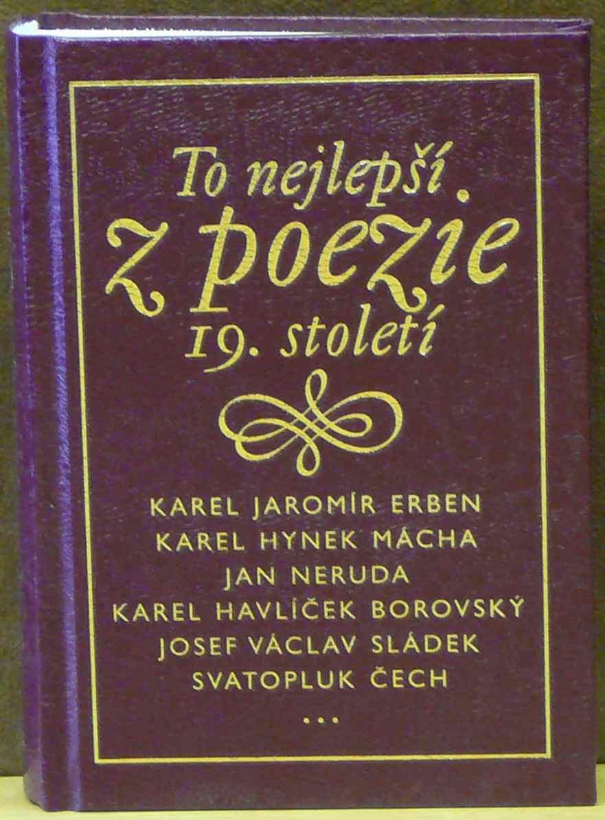To nejlepší z poezie 19, století