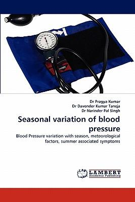Seasonal variation of blood pressure