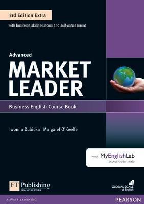 Advanced Coursebook con DVD-ROM e MyEnglishLab Pin Pack