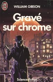 Grave sur chrome