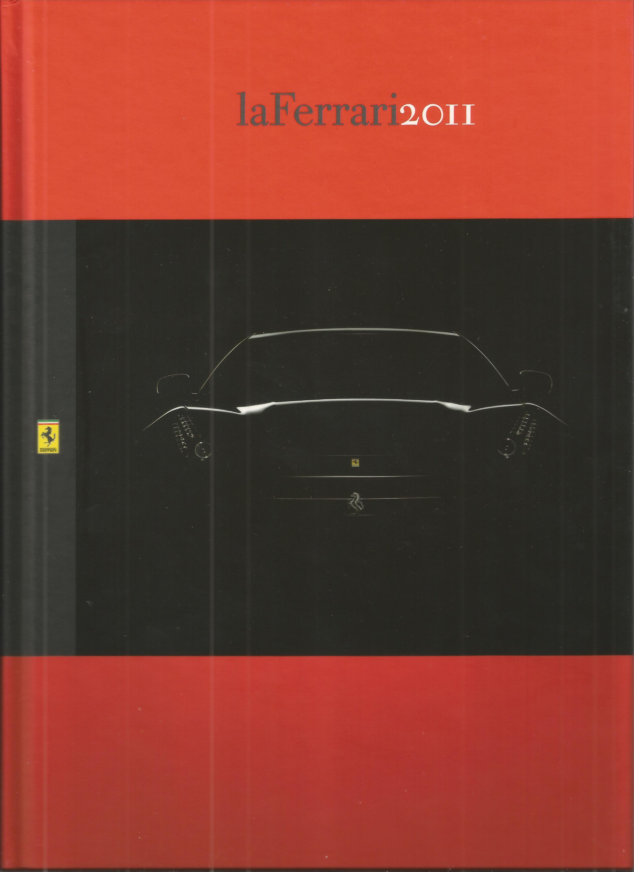 La Ferrari 2011