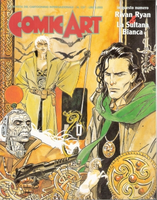 Comic Art n. 157