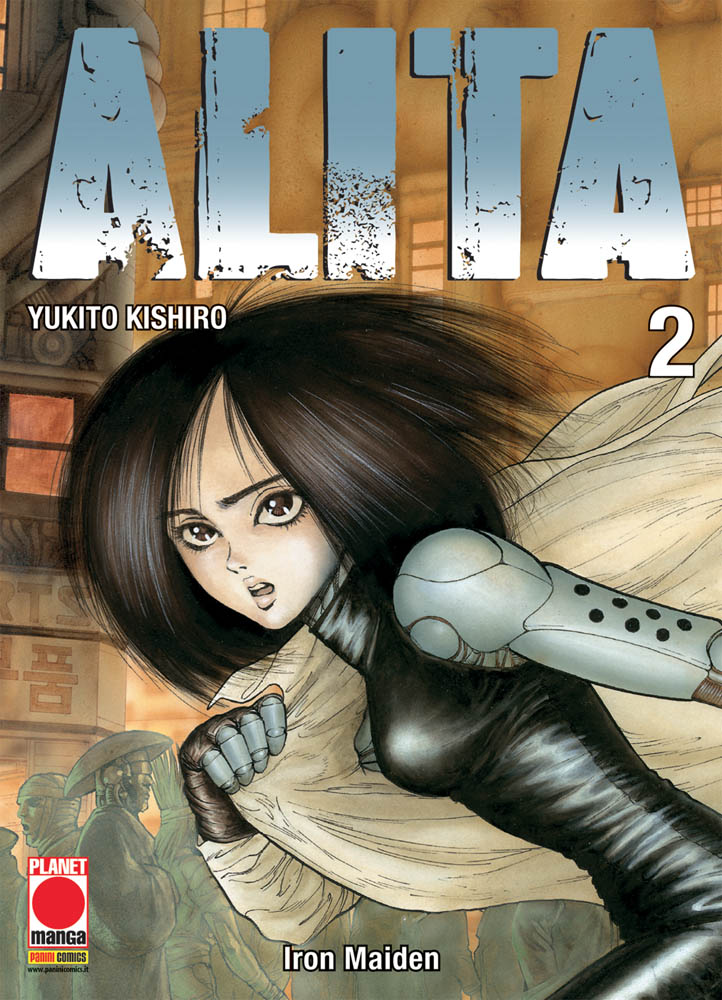 Alita vol. 2