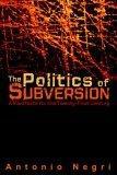 Politics of Subversion