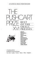 The Pushcart Prize, XVI