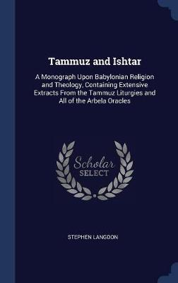 Tammuz and Ishtar