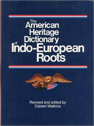 Indo European Roots Supplement Pa