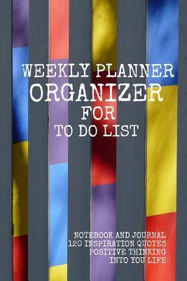 Weekly Planner Organ...