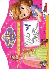 Sofia la principessa. Storie da colorare