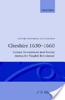 Cheshire 1630-1660