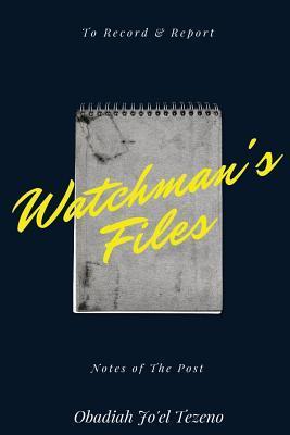 Watcher's Files