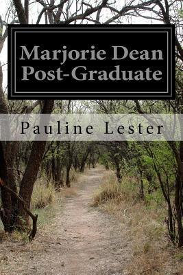 Marjorie Dean Post-graduate