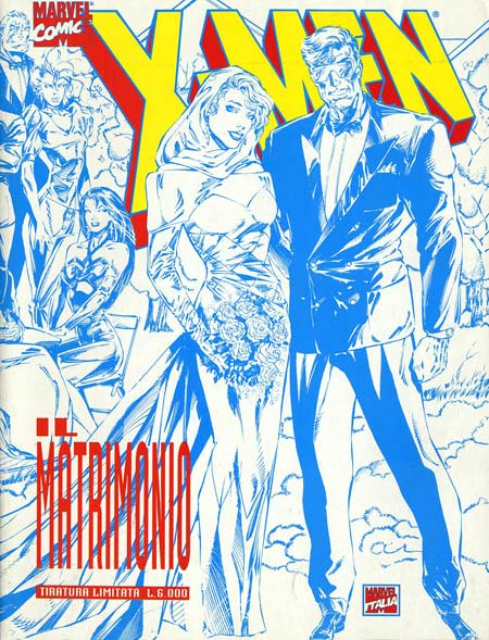 X-Men: Il matrimonio
