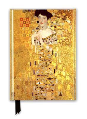 Gustav Klimt Foiled Journal