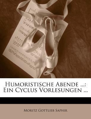 Humoristische Abende...