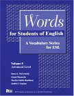 Words for Students of English, Volume 8