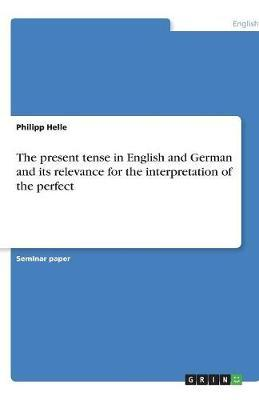 The present tense in...