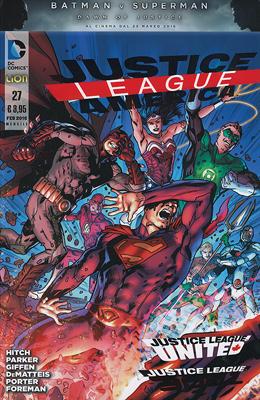 Justice League America n. 27