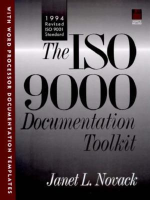 The Iso 9000 Documentation Toolkit